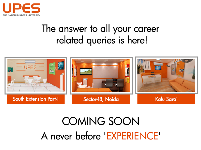 upes experience zone