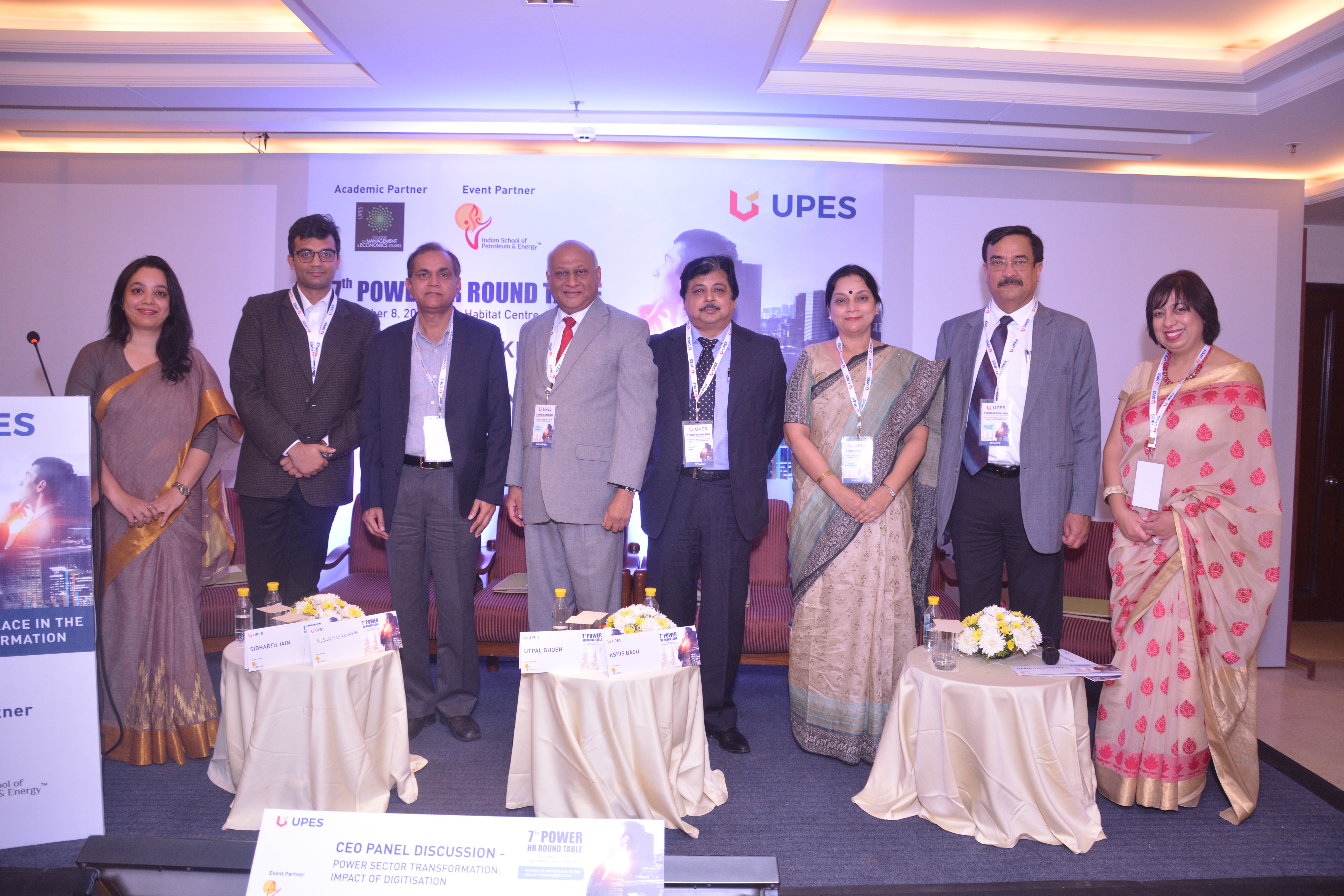 UPES 7th Power HR Roundtable