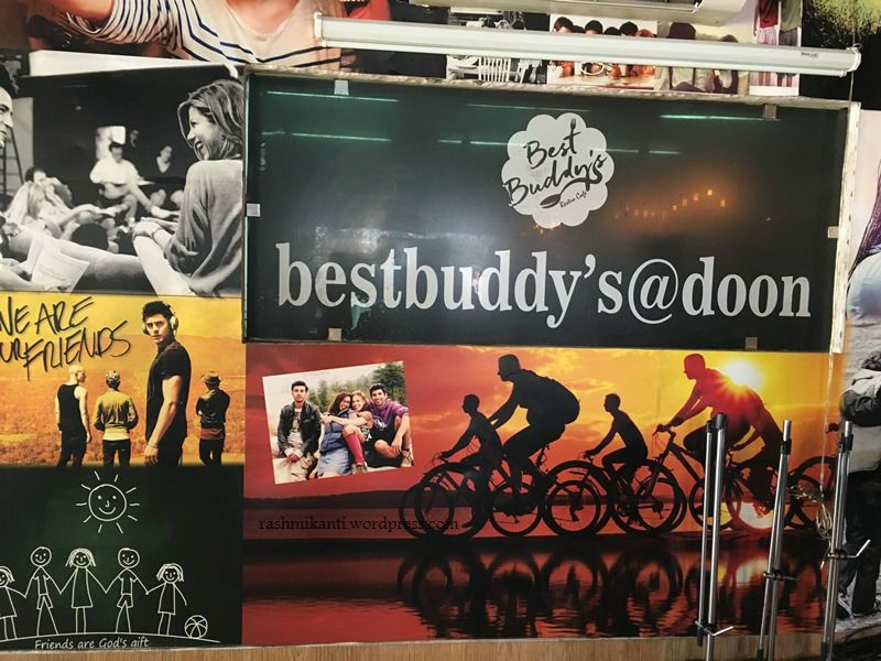 Best Buddy's Restro Café