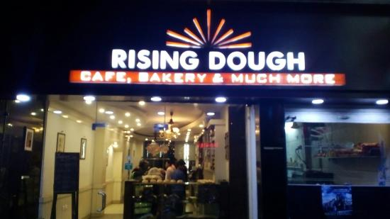 Rising Dough