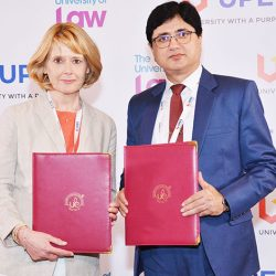 upes partners with ulaw