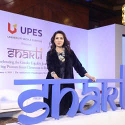 Tisca Chopra at Shakti Event